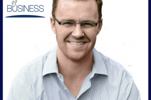 KDE Podcast 100: Using Your Spiritual Gifts in Business (Interview with Darren Shearer)