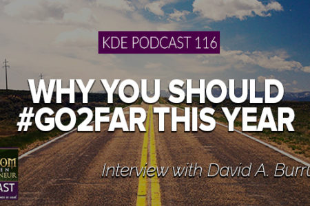 KDE Podcast 116: Why You Should Go 2 Far This Year